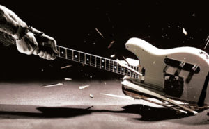 【ギターあるある】『タブ譜を見ても早い曲のギターソロのコピーが難しくて弾けないッ!!』