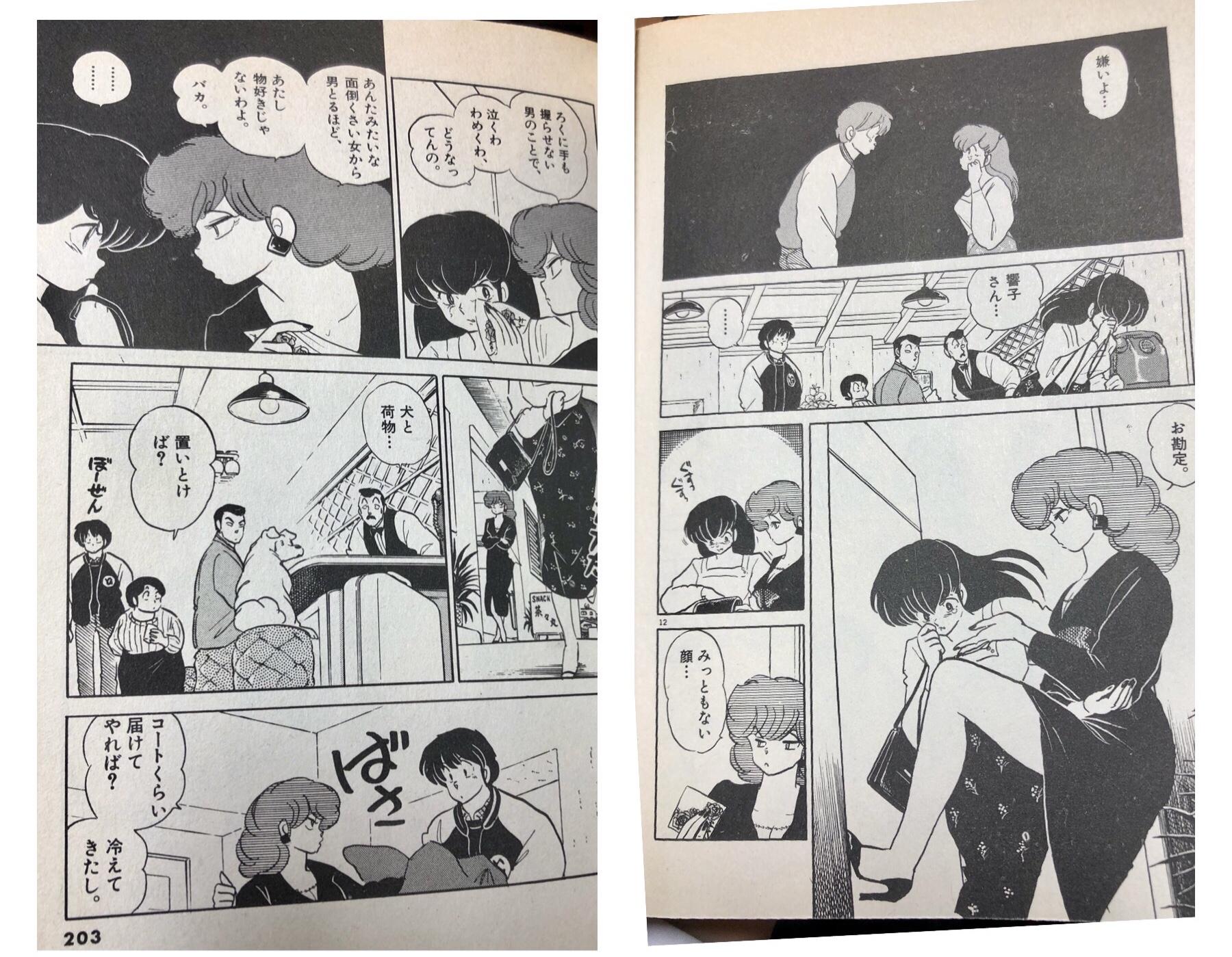 めぞん一刻という漫画について | 春香ちゃんという『幸せの形』を私たちにみせてくれた五代響子さん。