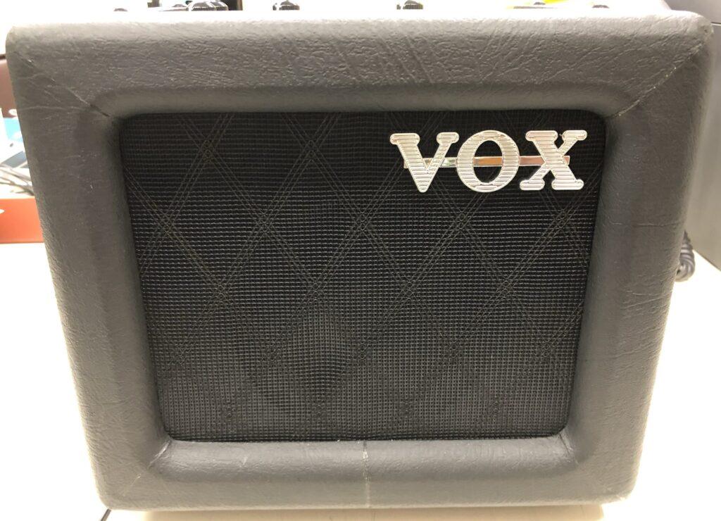 ギターアンプ(小型)でおすすめは? | 初めて買うアンプなら『Mini3 G2 VOX 』の1点推しです!