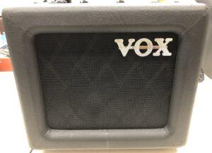 ギターアンプ(小型)でおすすめは?   初めて買うアンプなら『Mini3 G2 VOX 』の1点推しです!