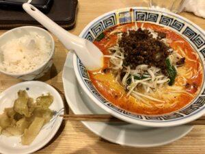 希須林 担々麺屋 赤坂   味が多少変わったとはいえ、まだまだそこら辺のもんには負けない味